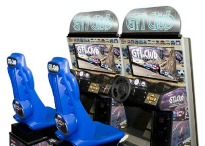 Konami Club GTI – Arcade Game   UK