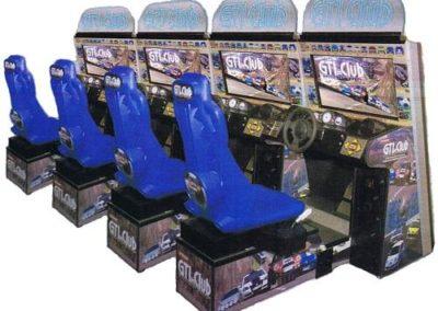 Konomi Club GTI – Arcade Game | UK