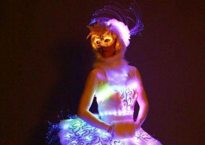 LED Angels – LED Performers | UK