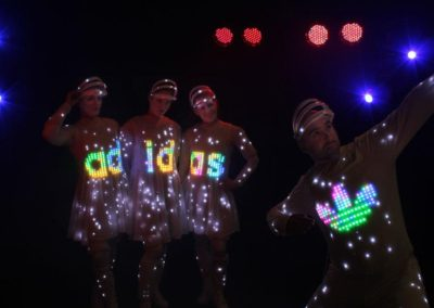 LED Hoverboards – Dance Show on Hoverboards | UK