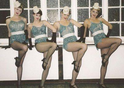 Lady Grey – Tap Dancers | UK