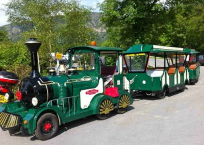 Land Train Hire – Fairground Rides   UK
