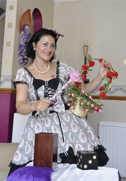 Booking for Lennie magician