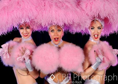 Les Follies Show Girls – Themed Dancers | UK