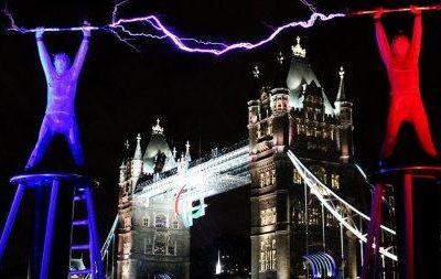 Lightning Circus Show   UK