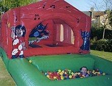 Lilo & Stitch Ballpond Bouncer | UK