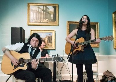 Live Loungers Acoustic Duo & DJ – Party & Function Band | UK