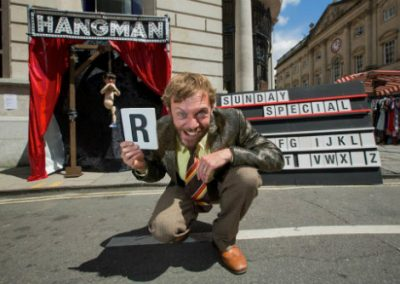 Live Hangman – Competitive Game | UK