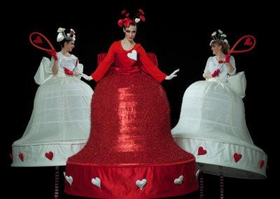 Love Belles – Stilt Walkers | London | UK