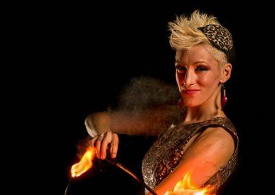 Loz Because – Fire Performer | UK