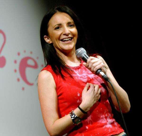 Booking agent for Lucy porter