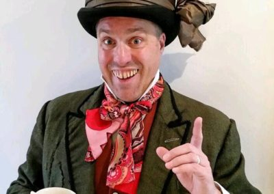Mad Hatter – Walkabout Character | Glamorgan | South Wales | UK