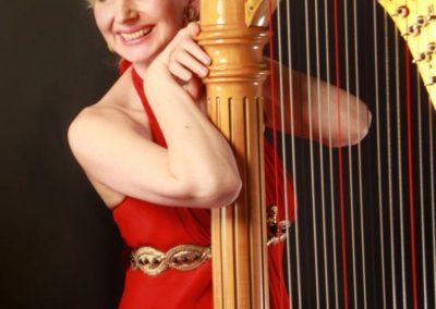 Magdalena – Acoustic Harpist & Vocalist | UK