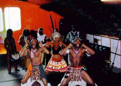 African: Majuba – Dancers & Drummers | UK