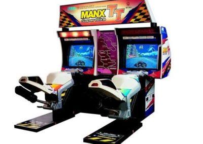 Manx TT – Arcade Game | UK