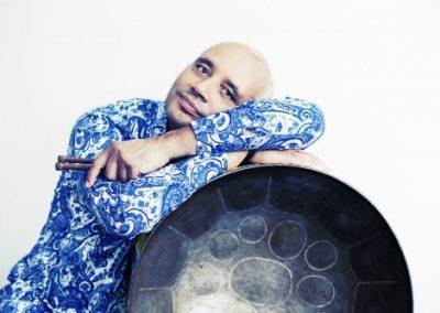 Caribbean: Mark – Solo Steel Drummer | UK