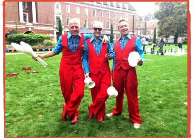Maynard's Chaps – Circus Workshops | UK
