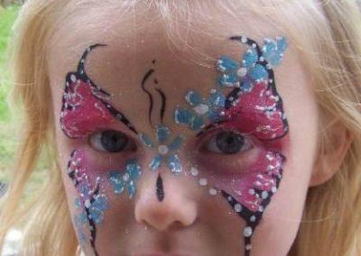 Melanie – Face Painter | UK