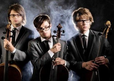 Melo-M | Cello Trio | Famous Musicians | Latvia
