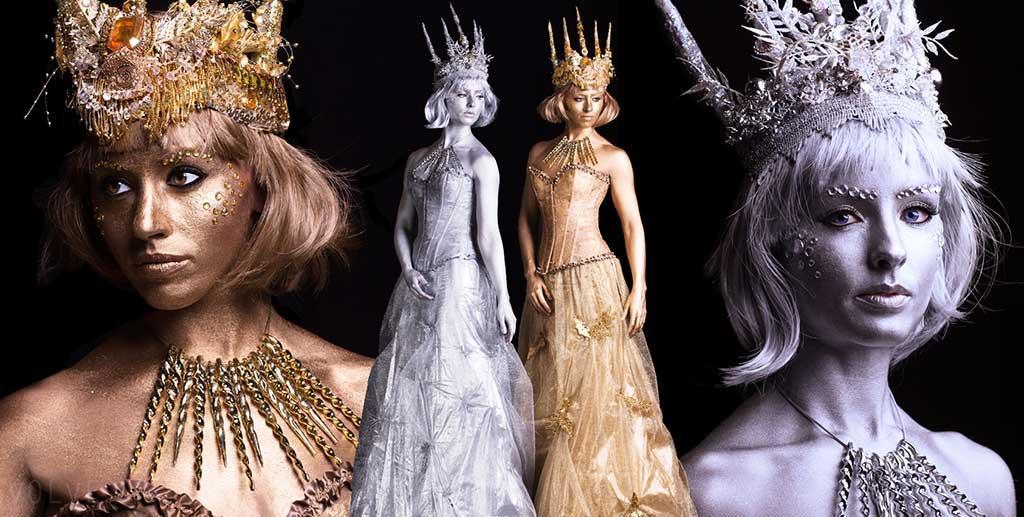 Booking agent for metallic queens