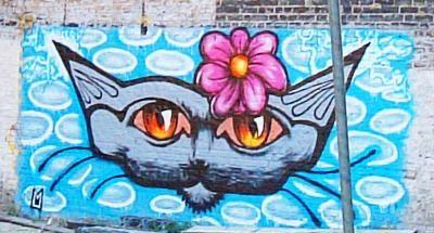 Morganic – Graffiti Artist | London| UK