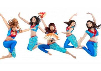 Indian: EP Bollywood Fusion Dancers – London | UK