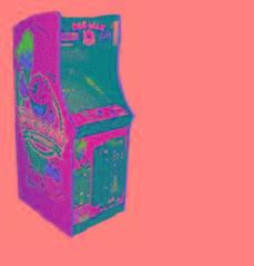 Mrs Pacman and Galaga – Arcade Game | UK