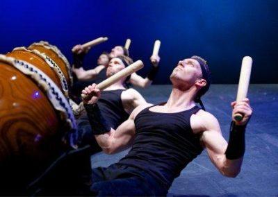 Mugenkyo Taiko Drummers – Scotland & UK