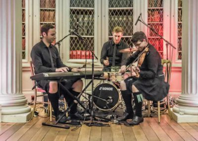 Ceilidh Band: No Reel – Glasgow, Scotland