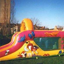 Nursery Run – Bouncy Castles & Soft Play | UK