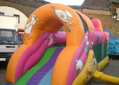 Nursery Run – Bouncy Castles & Soft Play   UK