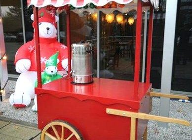 PJ Mulled Wine Stall | London| UK
