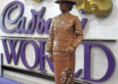 Pamela – Bespoke Human Statue Acts | UK