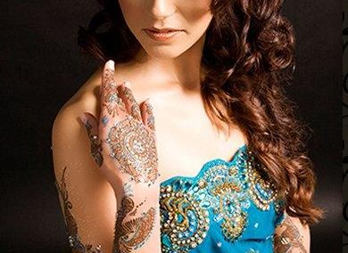 Pavan – Guinness World Record Henna Artist | UK
