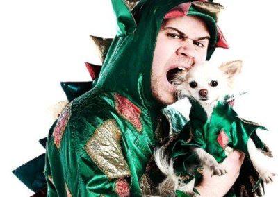 Piff the Magic Dragon – Famous Magician | UK
