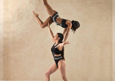 Pixie Duo – Contortion & Acrobatic Duo | London| UK