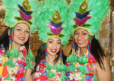 Polynesian Hula Girls – Hula Dancers | UK