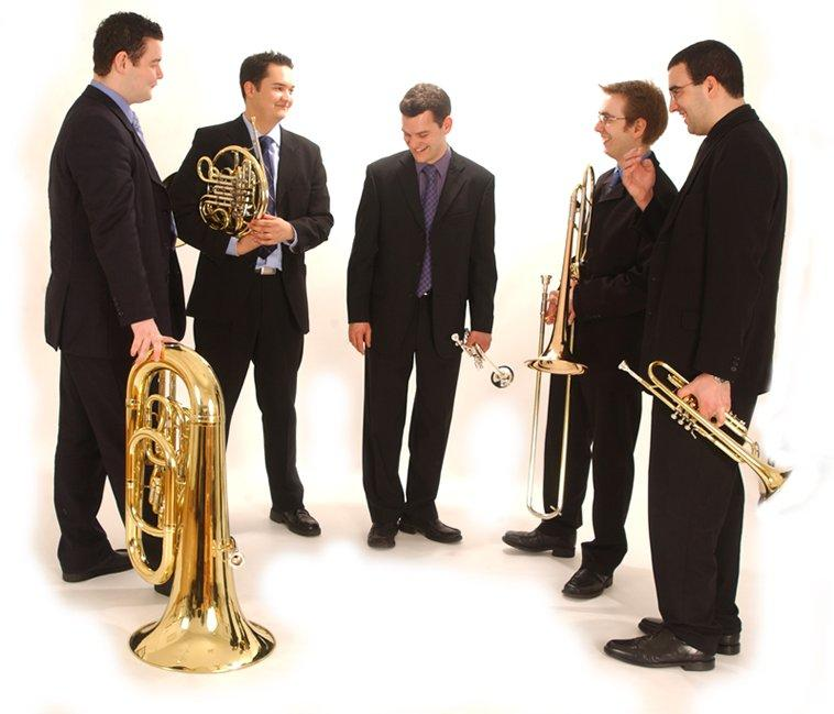 booking agent for polyphonic brass