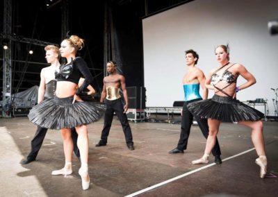 Punk Rock Ballerinas – Ballet Dancers | UK