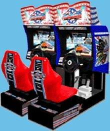 Race TV – Arcade Game | UK