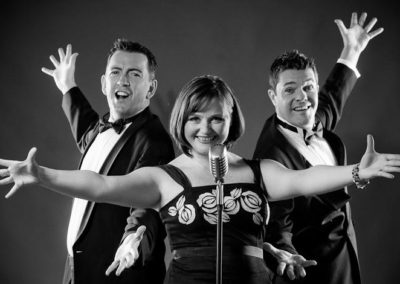 Real Swing – Musical Cabaret Show | UK