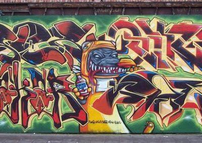 Richard – Graffiti Artist | UK