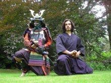 booking agent for samurai theme