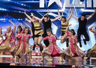 Sapnay Bollywood Dancers – Britain's Got Talent 2016 | UK