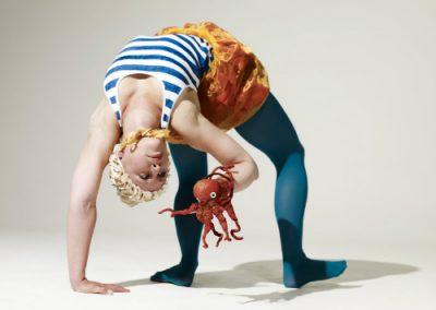 Acrobatic Floor Show, Sweden: Sara