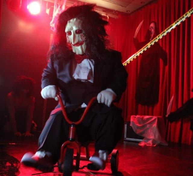 booking agent for Saw Character