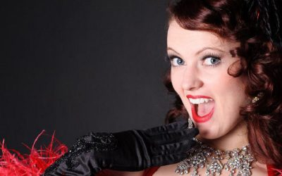 Burlesque Dancer: Scarlett – Edinburgh, Scotland & UK