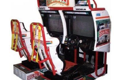 Sega Rally 2 – Arcade Game | Berkshire| South East| UK