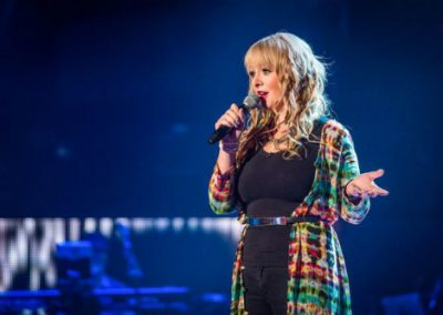Shellyann Evans – The Voice 2015   UK