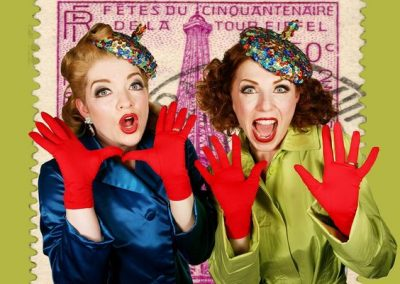 Shoo Shoo Baby – Comedy Musical Cabaret | UK